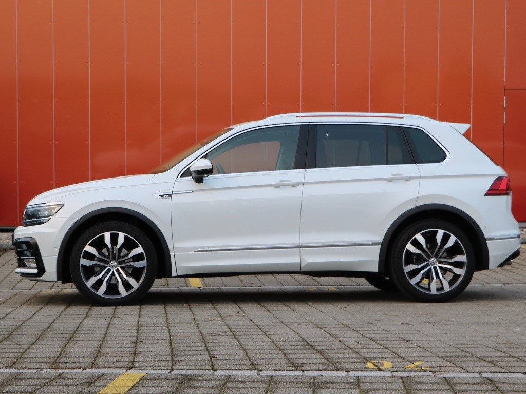 VW Tiguan 2.0 TDI voll
