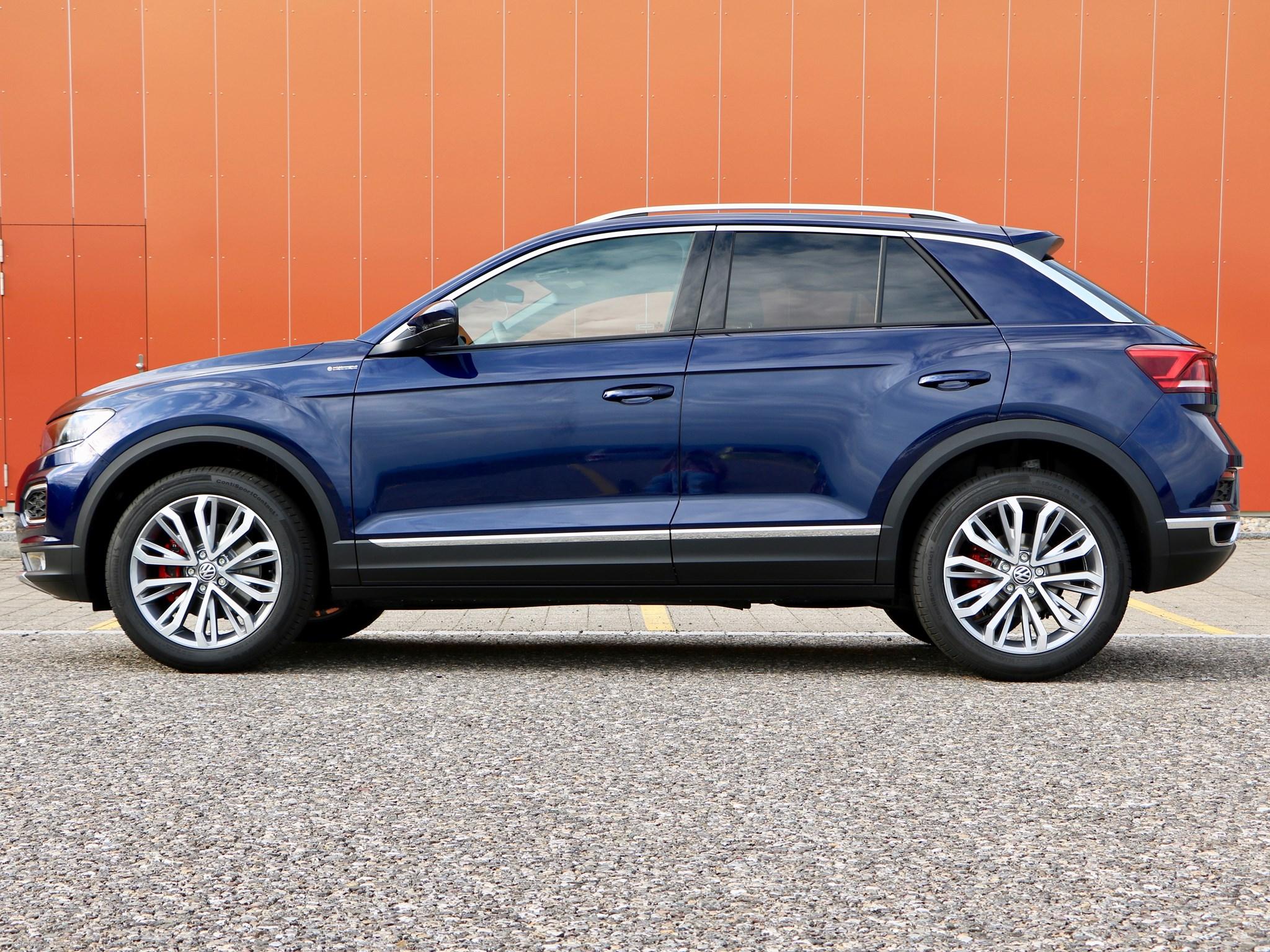 VW T-Roc 2.0 TSI voll