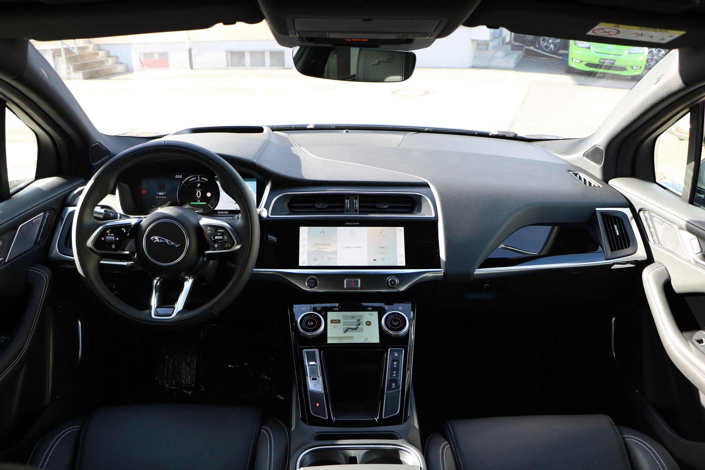 JAGUAR I-Pace EV400 HSE voll