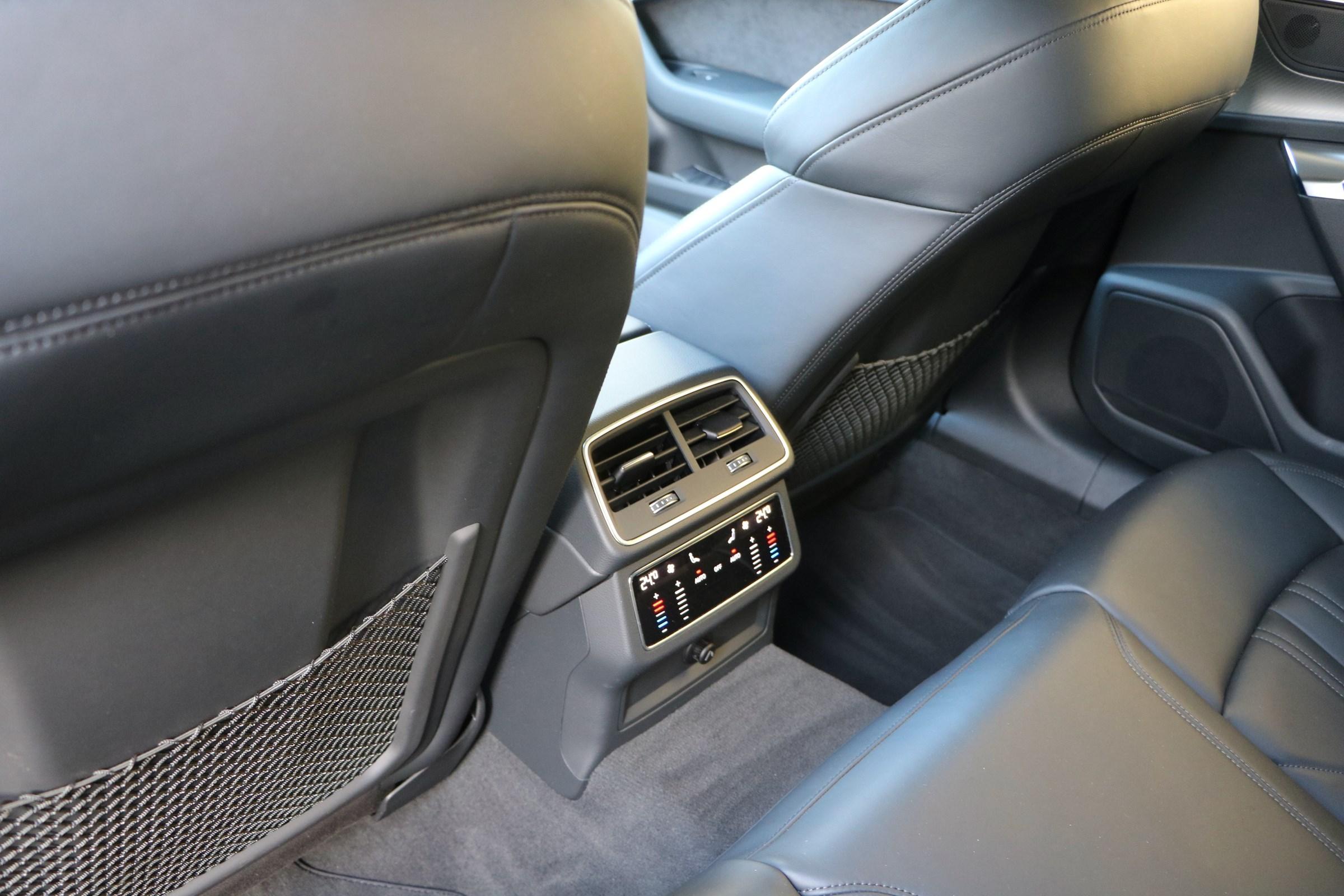 AUDI A6 Avant 50 TDI voll