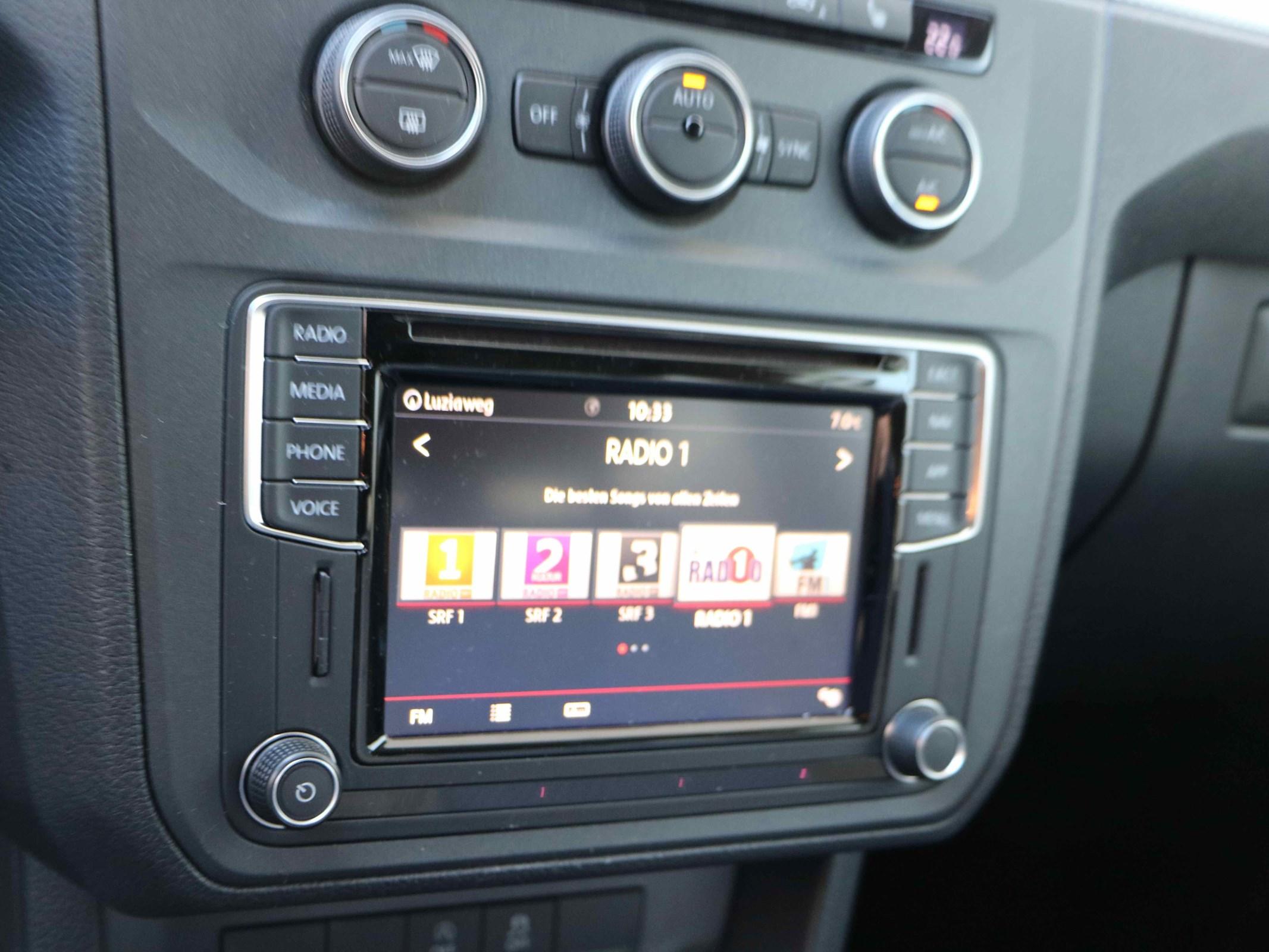 VW Caddy Maxi 2.0 TDI voll