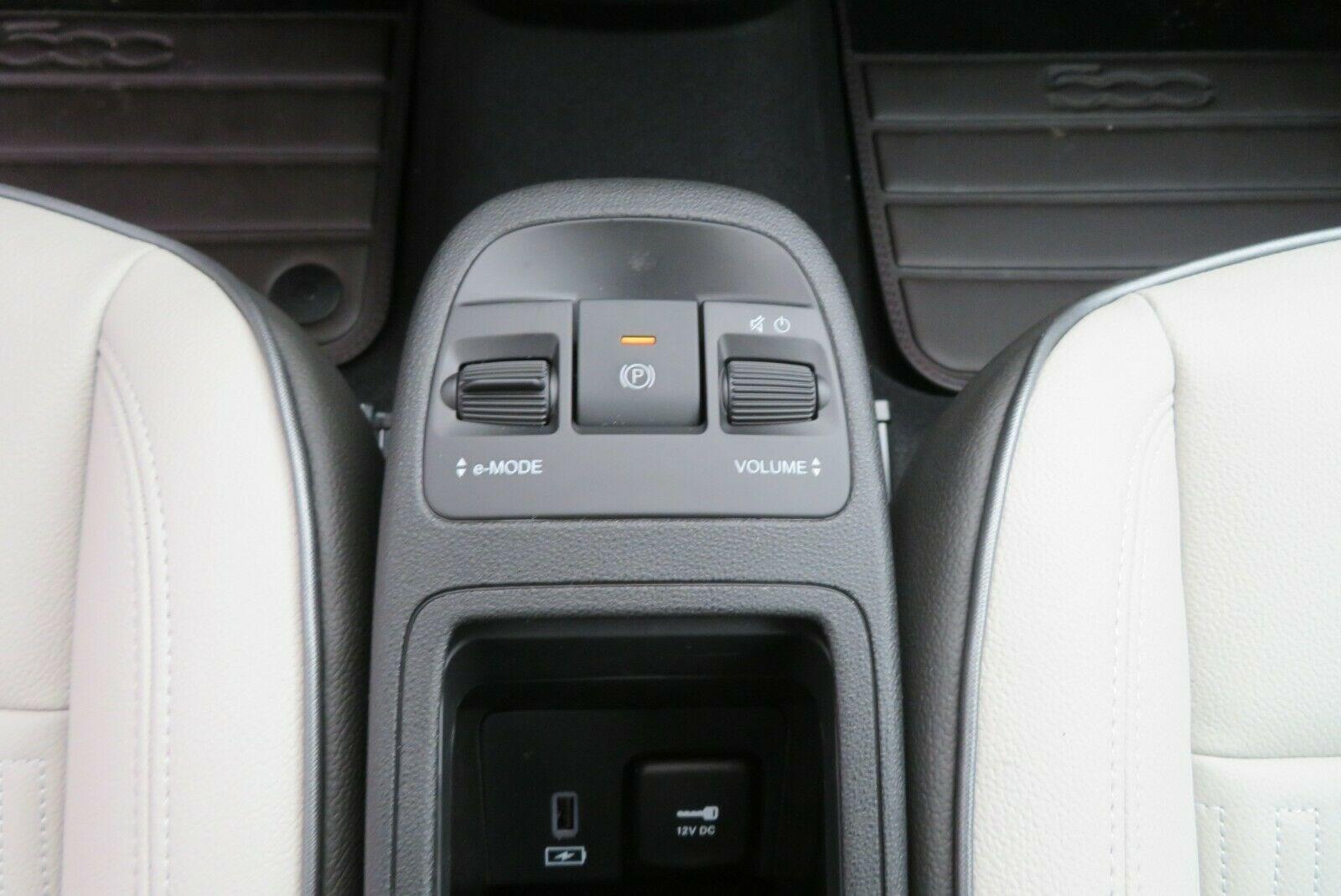 FIAT 500 C electric 87 voll