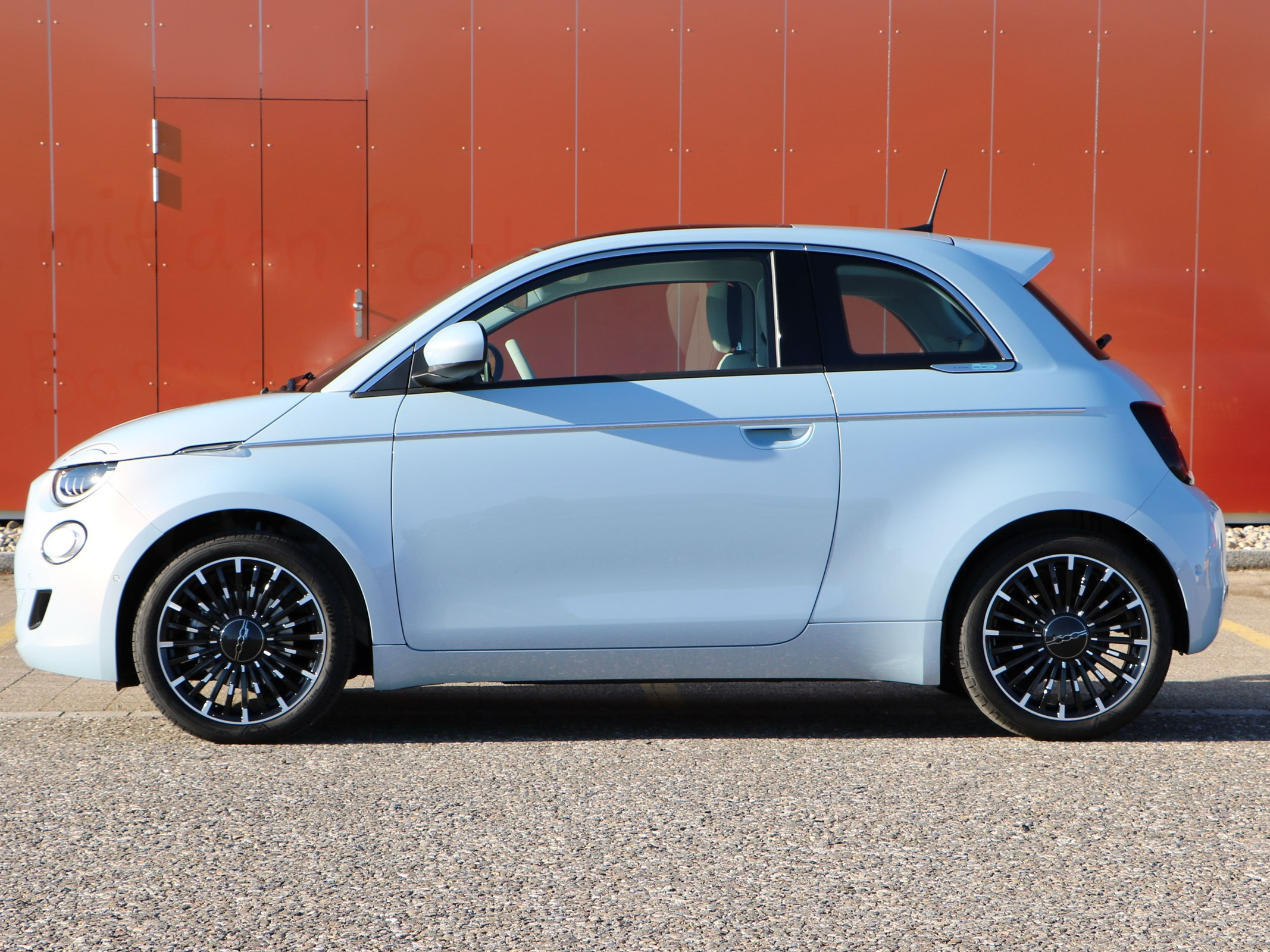 FIAT 500 electric 87 kW voll